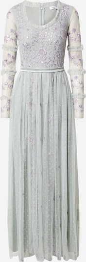 Frock and Frill Evening dress in Azure / Lilac, Item view