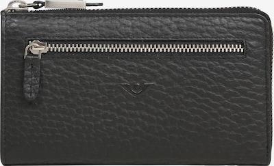 VOi Hirsch Gerda Geldbörse RFID Leder 16 cm in schwarz, Produktansicht