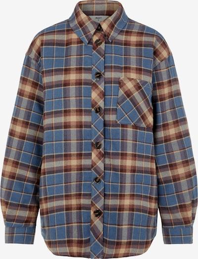 OBJECT Prijelazna jakna 'BANJA' u tamno plava / smeđa, Pregled proizvoda
