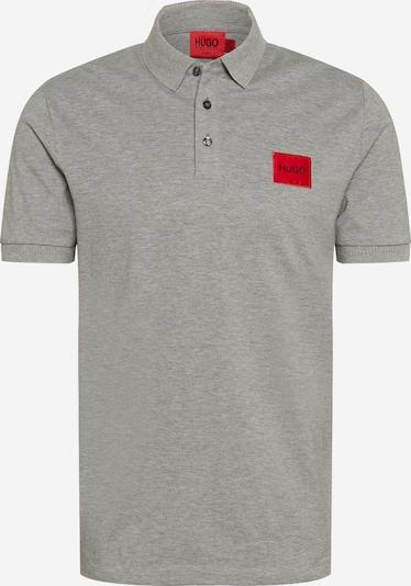HUGO T-Shirt 'Dereso 212' en gris chiné, Vue avec produit
