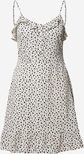 NEW LOOK Kleid 'Georgie' in schwarz / weiß, Produktansicht