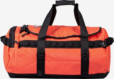 THE NORTH FACE Sac de sport 'Base Camp' en orange / noir, Vue avec produit