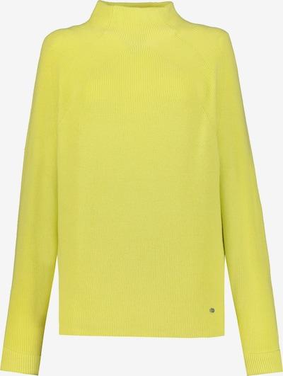 Gina Laura Pullover in gelb, Produktansicht