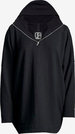 Gessica Sweatshirt in schwarz, Produktansicht