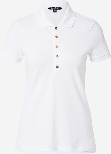 Tricou 'KIEWICK' Lauren Ralph Lauren pe alb, Vizualizare produs