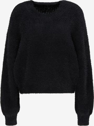 faina - Jersey en negro