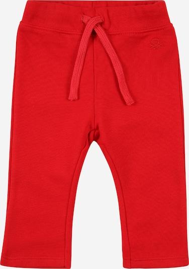 UNITED COLORS OF BENETTON Панталон в червено, Преглед на продукта