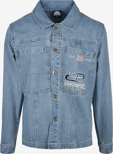 SOUTHPOLE Hemd in blue denim, Produktansicht