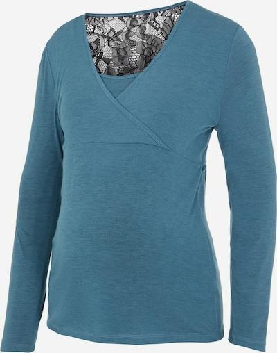 Maglietta 'ARTUR' MAMALICIOUS di colore blu pastello, Visualizzazione prodotti
