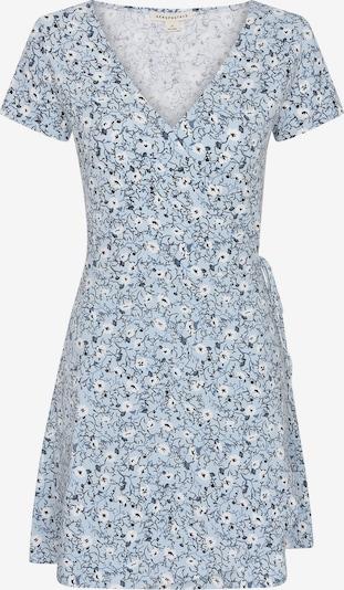 AÈROPOSTALE Robe d'été en bleu / bleu clair / blanc, Vue avec produit