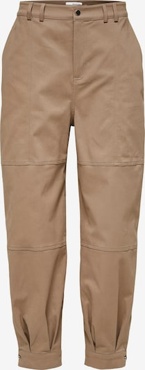SELECTED FEMME Cargo trousers 'Scene' in light brown, Item view