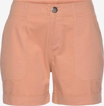 LASCANA Broek in Oranje