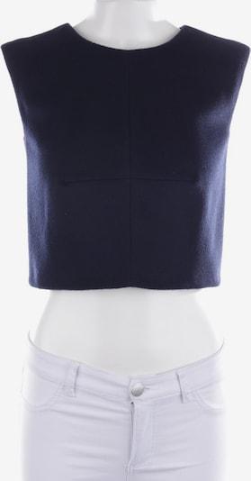 Maisonnoée Weste in XS in dunkelblau, Produktansicht