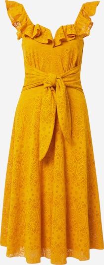 Little Mistress Kleid in gelb, Produktansicht