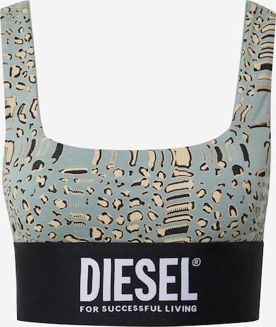 DIESEL BH 'Louisa' in de kleur Beige / Grijs / Zwart / Wit, Productweergave