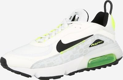 Nike Sportswear Niske tenisice u neonsko žuta / zelena / crna / bijela, Pregled proizvoda