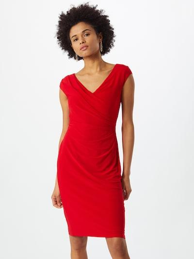Lauren Ralph Lauren Pouzdrové šaty - červená, Model/ka
