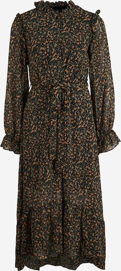 Missguided (Tall) Robe en marron / vert / noir, Vue avec produit