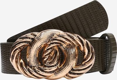 OBJECT Gürtel in gold / khaki, Produktansicht