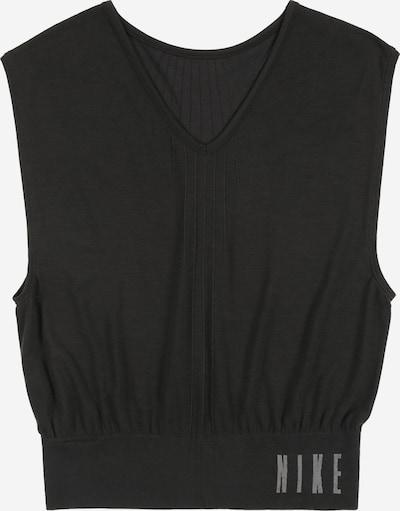 NIKE Sportovní top - černá, Produkt