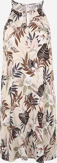 ONLY Kleid 'NOVA' in beige / taupe / anthrazit / rostrot, Produktansicht