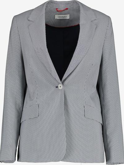 Lavard Blazer mit einem klassischen  Schnitt in dunkelblau / weiß, Produktansicht