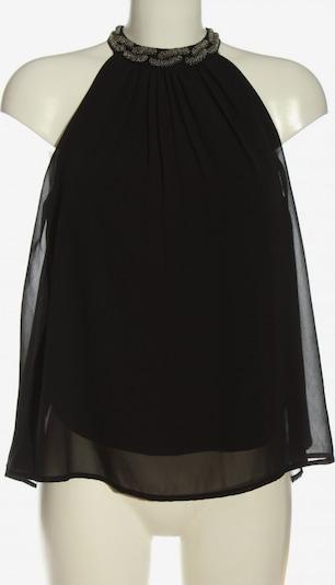 VERO MODA ärmellose Bluse in XS in gold / schwarz, Produktansicht