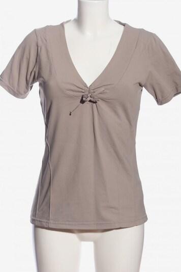 VENICE BEACH Kurzarm-Bluse in M in hellgrau, Produktansicht