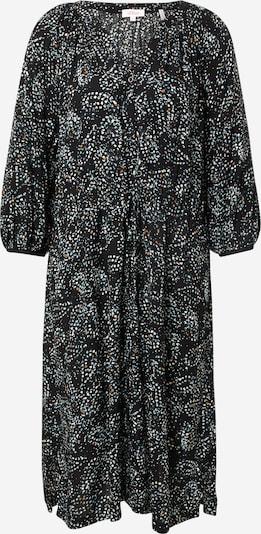 Rochie tip bluză s.Oliver pe opal / gri închis / verde petrol / negru / alb, Vizualizare produs