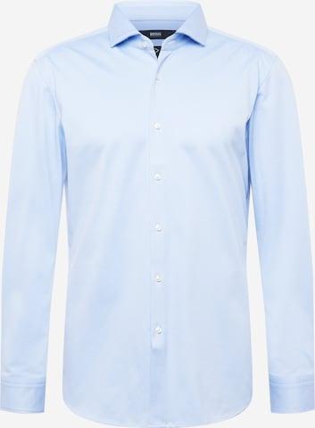 BOSS Triiksärk 'P-HANK', värv sinine