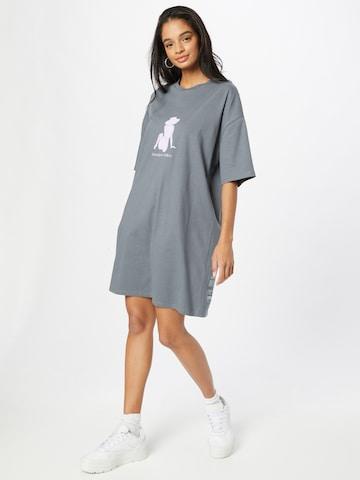 NU-IN Dress in Grey
