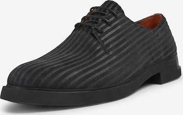Chaussure à lacets 'Twins' CAMPER en noir