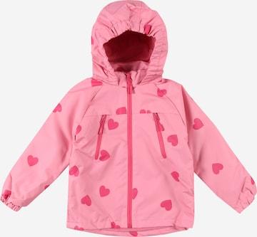 OVS Prechodná bunda - ružová