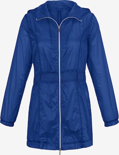 Emilia Lay Jacke in blau / royalblau, Produktansicht