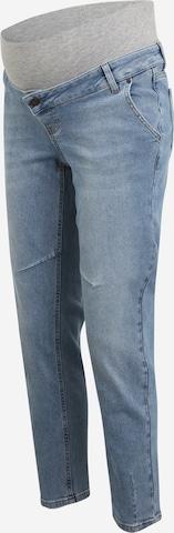 Jeans 'Austin' di MAMALICIOUS in blu