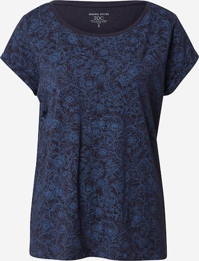 EDC BY ESPRIT Shirt en navy / hellblau, Vue avec produit