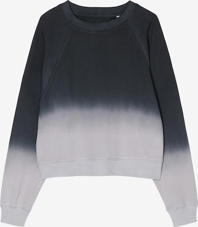 Marc O'Polo Sweatshirt in marine / weiß, Produktansicht