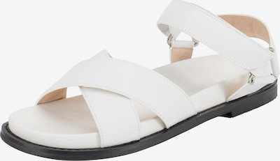 Ekonika Sandale in weiß, Produktansicht