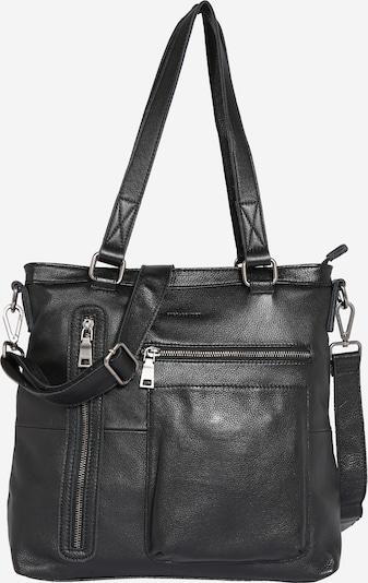 FREDsBRUDER Чанта за през рамо тип преметка 'Peddler' в черно, Преглед на продукта