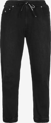 Calvin Klein Jeans Jeans 'Jogger' in Schwarz