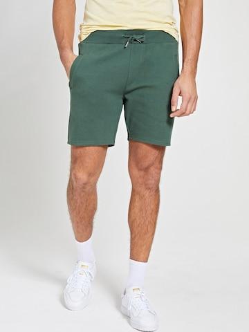 Shiwi Shorts 'Mavis' in Grün