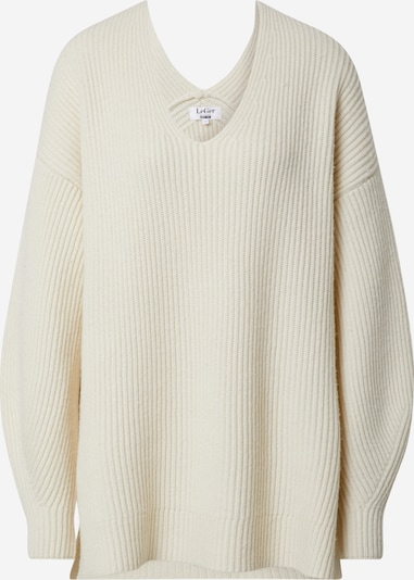 LeGer by Lena Gercke Pullover 'Melia' in creme, Produktansicht