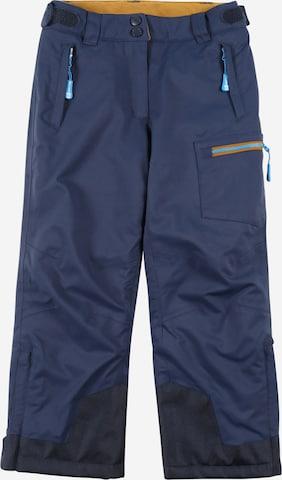 TROLLKIDS Outdoorbyxa i blå
