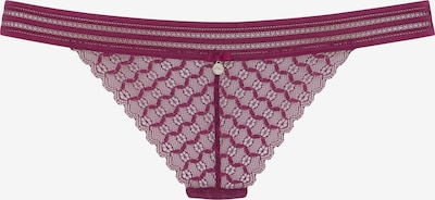 s.Oliver Thong in Aubergine, Item view