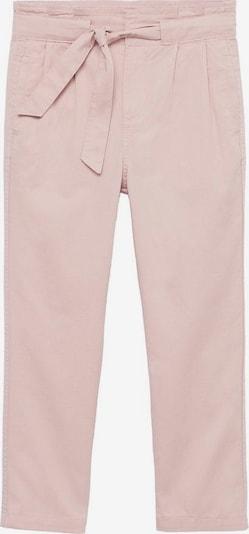 Pantaloni 'Chin 1' MANGO KIDS pe roz, Vizualizare produs