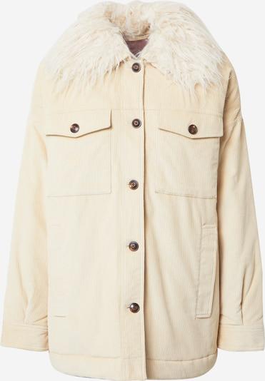 Pepe Jeans Jacke 'Katy' in beige, Produktansicht