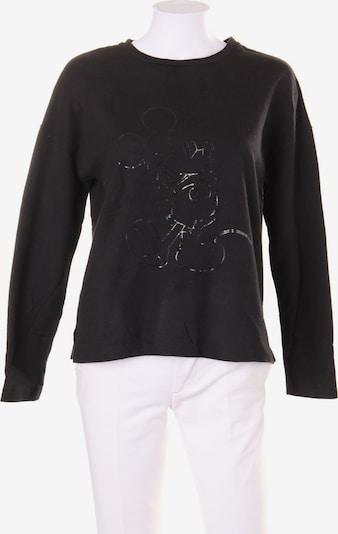 MANGO Sweatshirt & Zip-Up Hoodie in M in Black, Item view