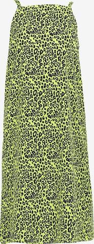 MYMO Kleid in Grün