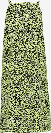 MYMO Sommerkleid in neongrün / schwarz, Produktansicht