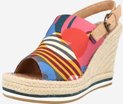 Sandale 'MONICA' TOMS pe mai multe culori, Vizualizare produs